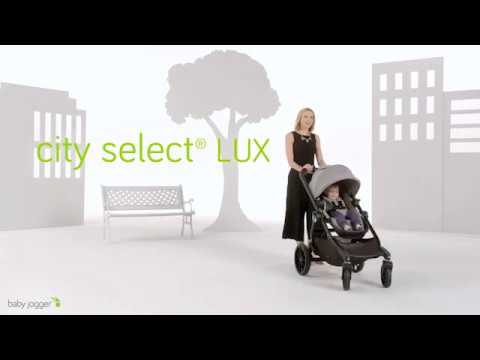 City Select Lux By Baby Jogger Youtube