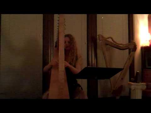 Harp great music by Diana Rowan