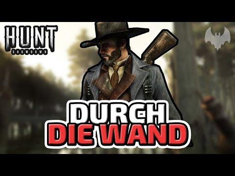 Durch die Wand - ♠ Hunt: Showdown ♠ - Deutsch German - Dhalucard