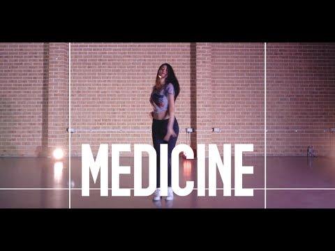 Queen Naija - Medicine | iMISS CHOREOGRAPHY