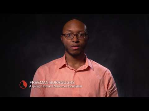 Freeman : My 7 Second Resume