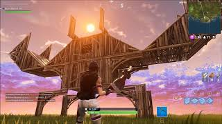 Fortnite: Follow the treasue map found in Dusty Depot, Visit a llama, fox, and a crab