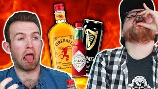 Download Irish People Try Fireball Whiskey Mixes Mp3 and Videos