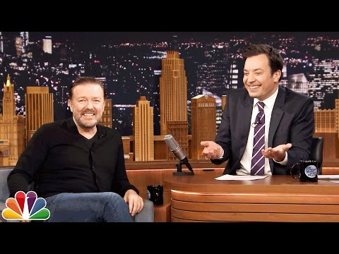 Thumbnail: Random People, Random Questions with Ricky Gervais