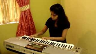 Sun Raha Hai Na Tu Aashiqui 2 Piano Cover by Elvira Gonsalves