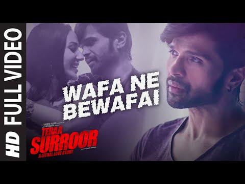 Wafa Ne Bewafai FULL VIDEO Song | TERAA SURROOR | Himesh Reshammiya, Farah Karimaee | T-Series