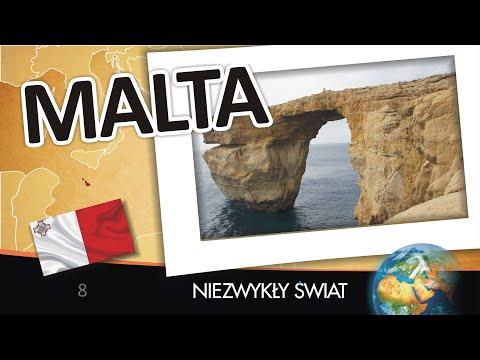 Niezwykly Swiat - Malta - HD - Lektor PL - 59 min