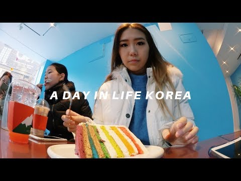 A DAY IN A LIFE SEOUL KOREA (VISITING TRENDY CAFES)