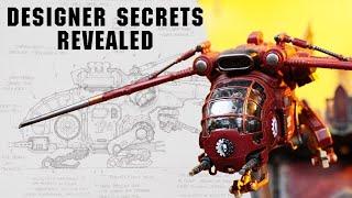 Warhammer 40,000 - Adeptus Mechanicus Design Secrets Revealed