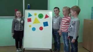 Занятия в Школе раннего развития НУА