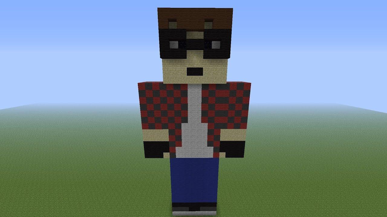 Minecraft 3D Skin Stat...