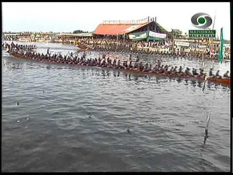 Jesus Boat Club Kollam wins Nehru Trophy boat race 2011