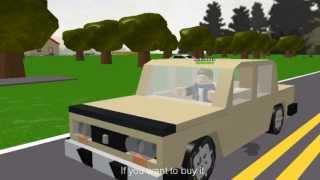 TopGear: VAZ 2106 (ROBLOX parody)