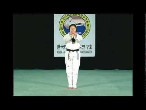 Quyền Taekwondo bài số 7 hệ WTF