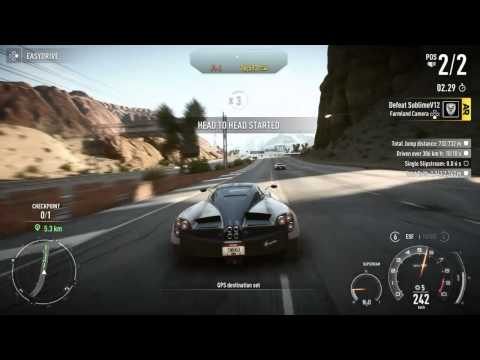 Need For Speed™ Rivals Single Slipstream 6s