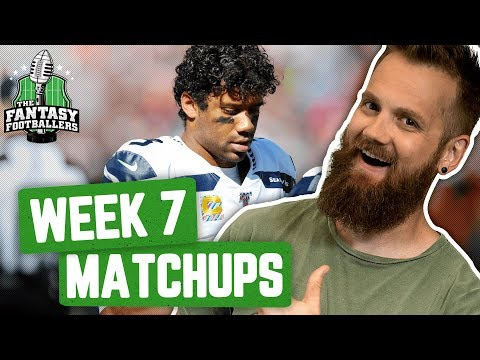 fantasy-football-2019---week-7-matchups-+-in-or-out,-ballers-on-a-budget---ep.-#799