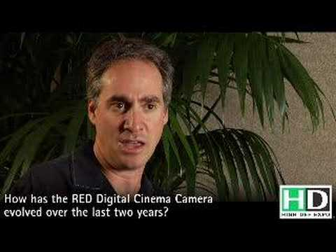 Ted Schilowitz of Red Digital Cinema interview @ HDEXPO