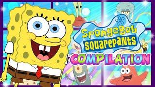 Spongebob Squarepants! | WigglePop