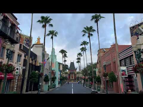 Hollywood Boulevard Area 3 Hour Loop
