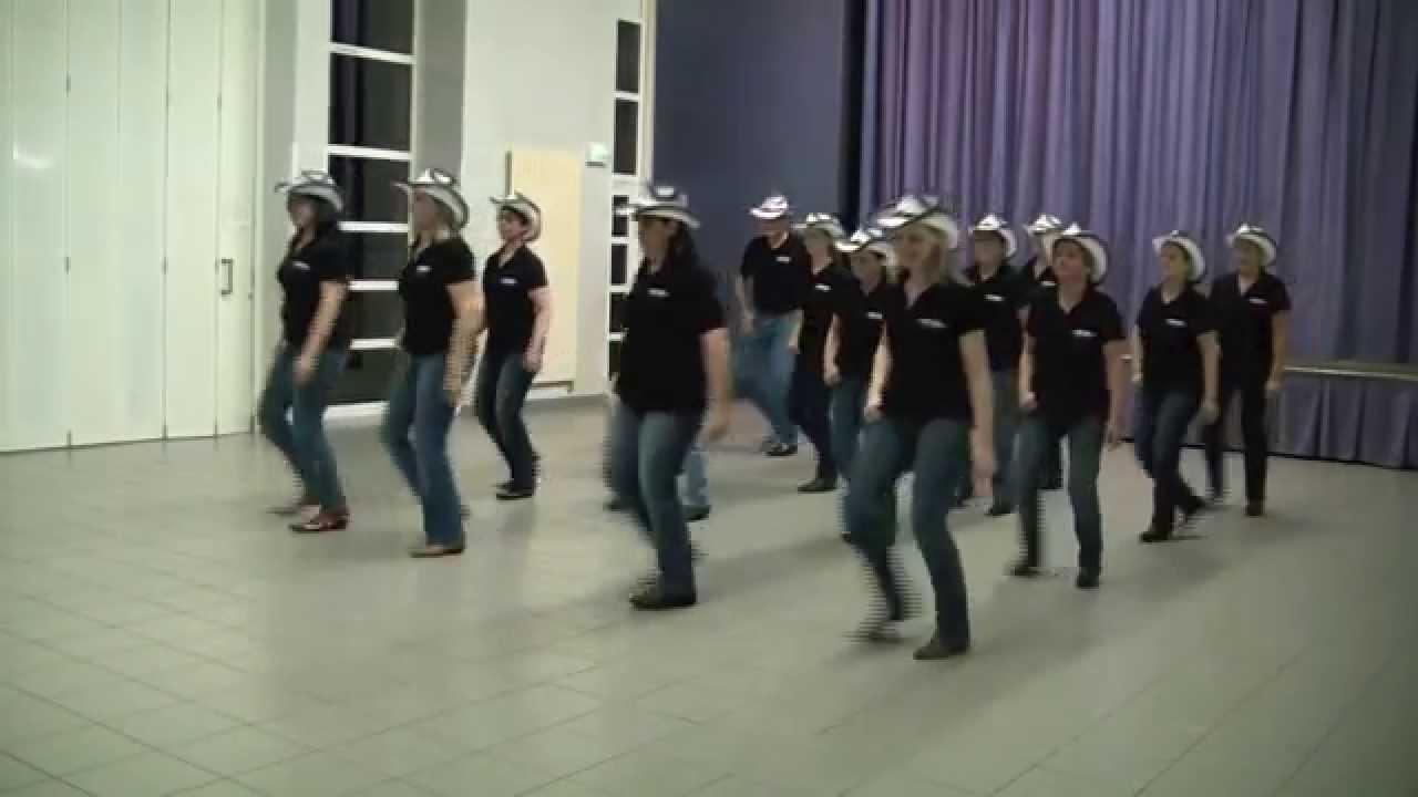 American Kids (Line Dance) - Demo & Teach | line dances ...