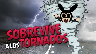ROBLOX: SOBREVIVE A LOS TORNADOS | Tornado Alley