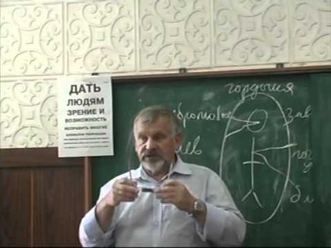 Жданов - восстановление зрения. Профессор Жданов - лекции
