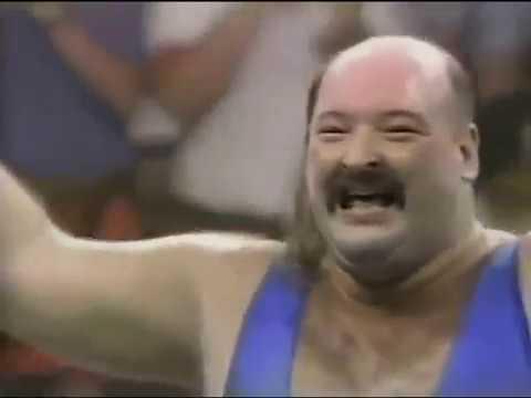 John Tenta (Earthquake) vs. Fidel Sierra (09 16 1996 WCW Prime) - YouTube