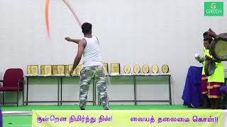 தமிழரின் வீர விளையாட்டு | தென்றல் கலை விழா | G green Channel