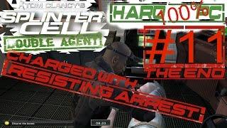 Splinter Cell: Double Agent [ Hard   100%   PC ] Walkthrough Part 11 - Last Bomb (Coast Guard Boat)