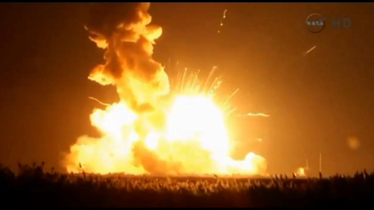 nasa rocket crashes paintings - photo #13