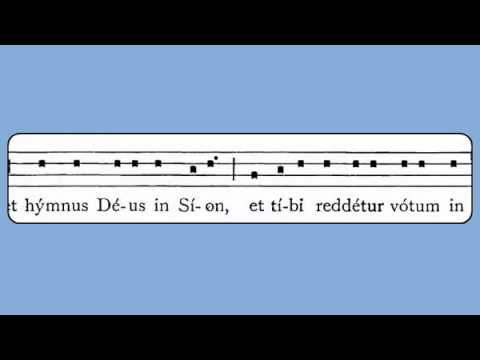 Requiem Aeternum (Mass for the Dead, Introit)