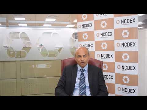Mr. Samir Shah, MD & CEO, NCDEX talks about the National E-Repository Ltd. (NERL) launch