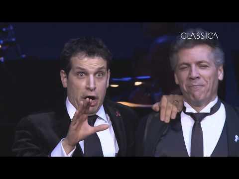 Thomas Hampson & Luca Pisaroni - Cheti cheti immantinente (Donizetti: Don Pasquale)