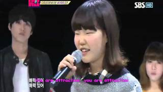 Akdong Musician You're Attractive English Sub