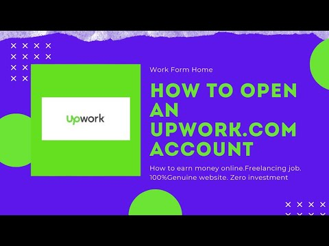 how-to-open-an-upwork.com-account.-work-form-home.-freelancer.-how-to-earn-money-online.