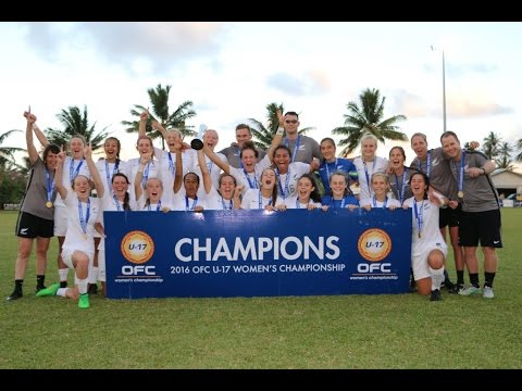 2016 OFC U17 WOMEN'S QUALIFIER COOK ISLANDS