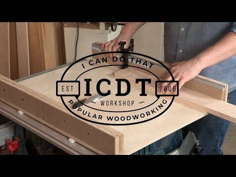 Introducing the Table Saw | I Can Do That!