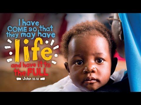 Life to the Full | 2017 Parish Appeal | Catholic Mission