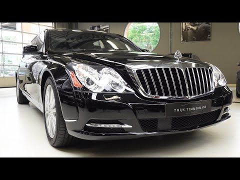 Maybach 62S V12 - LUXURY | $500,000!!! FULL Review EXTRA LONG +