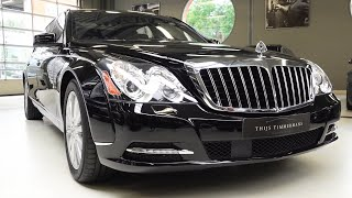 Maybach 62S V12 - LUXURY | $50…