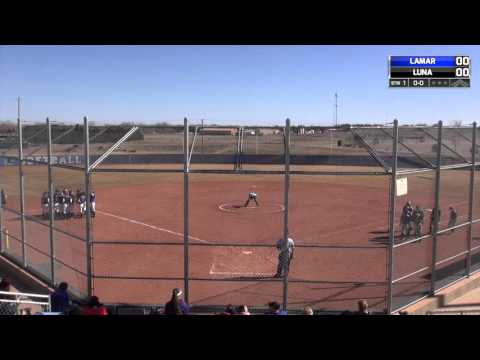 Luna Community College vs. Lamar Community College - Game 2 (Softball)