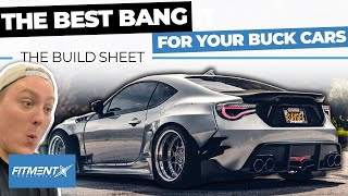 Best Bang For Your Buck Performance Cars   The Build Sheet