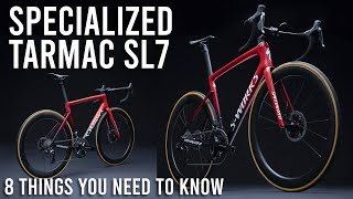 New Specialized Tarmac SL7 2021. They've Made It Even Better! 8 Things You Need To Know