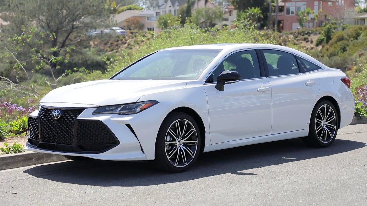 2019 Toyota Avalon Review Ratings Specs Prices And