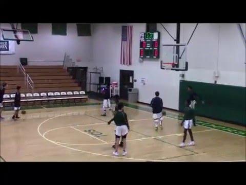 Joshua White #31: STRNG FWD - Bishop Sullivan Catholic High School 2015-16