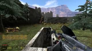 Half Life 2: Deathmatch - Zombies 2013