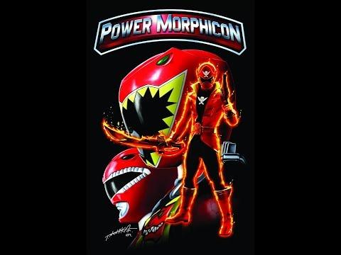 Power Morphicon 5 Panels: Super Megaforce Gets Legendary