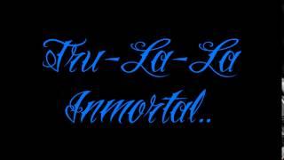 Trula Inmortal - David - Entonces qué somos +LETRA