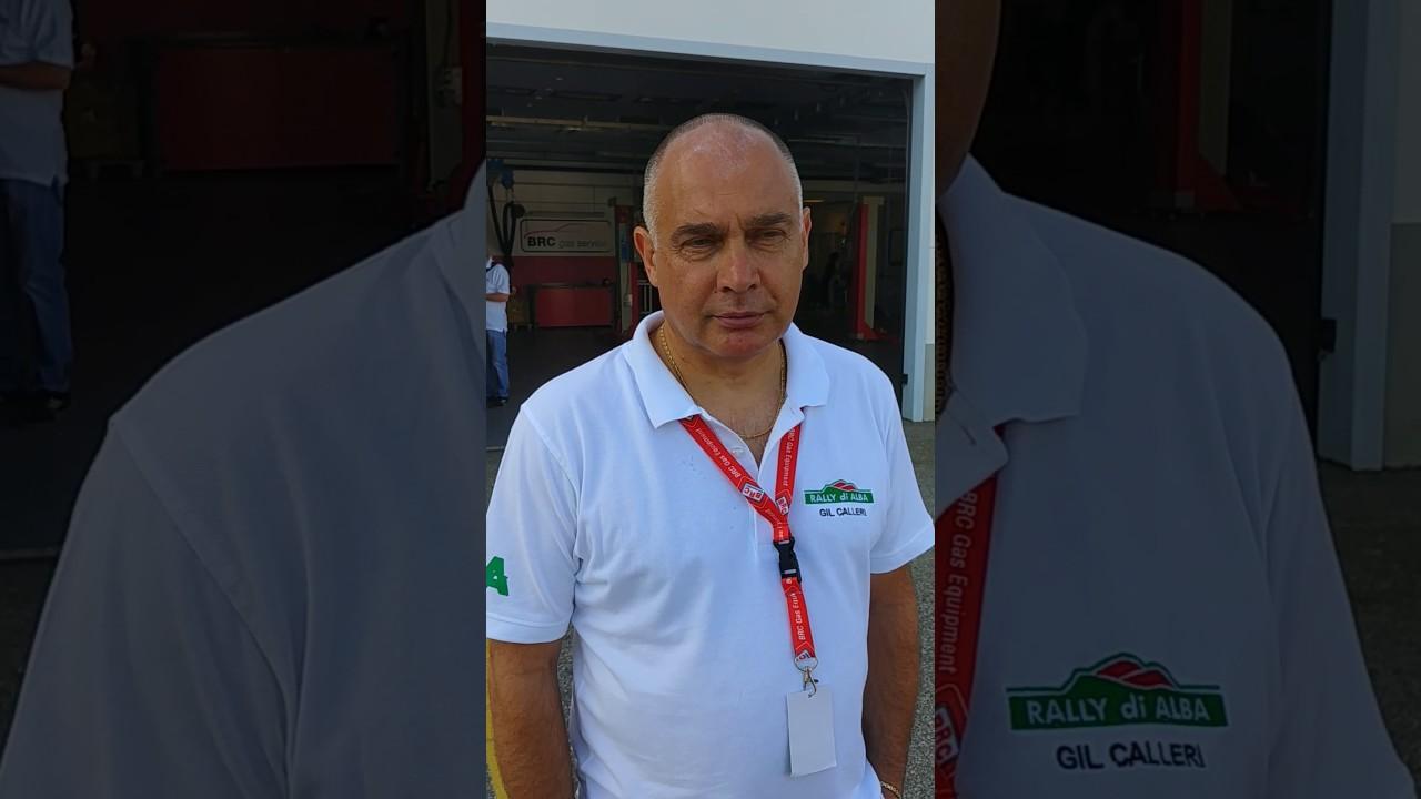 Intervista a Gil Calleri, organizzatore Rally di Alba
