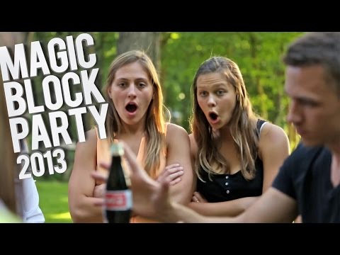 MAGIC Block Party - 2013 - JustinFlom